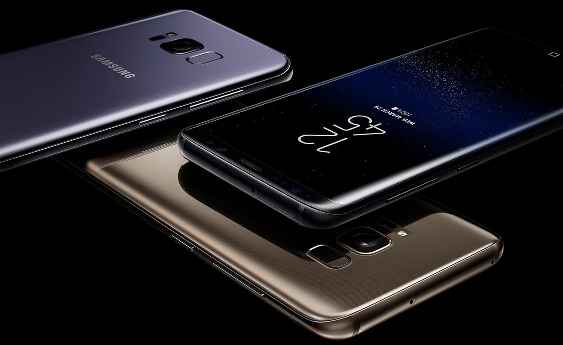 Galaxy S8: Buy one, get one free