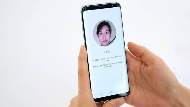 Galaxy S8 Features Face Unlock Hack