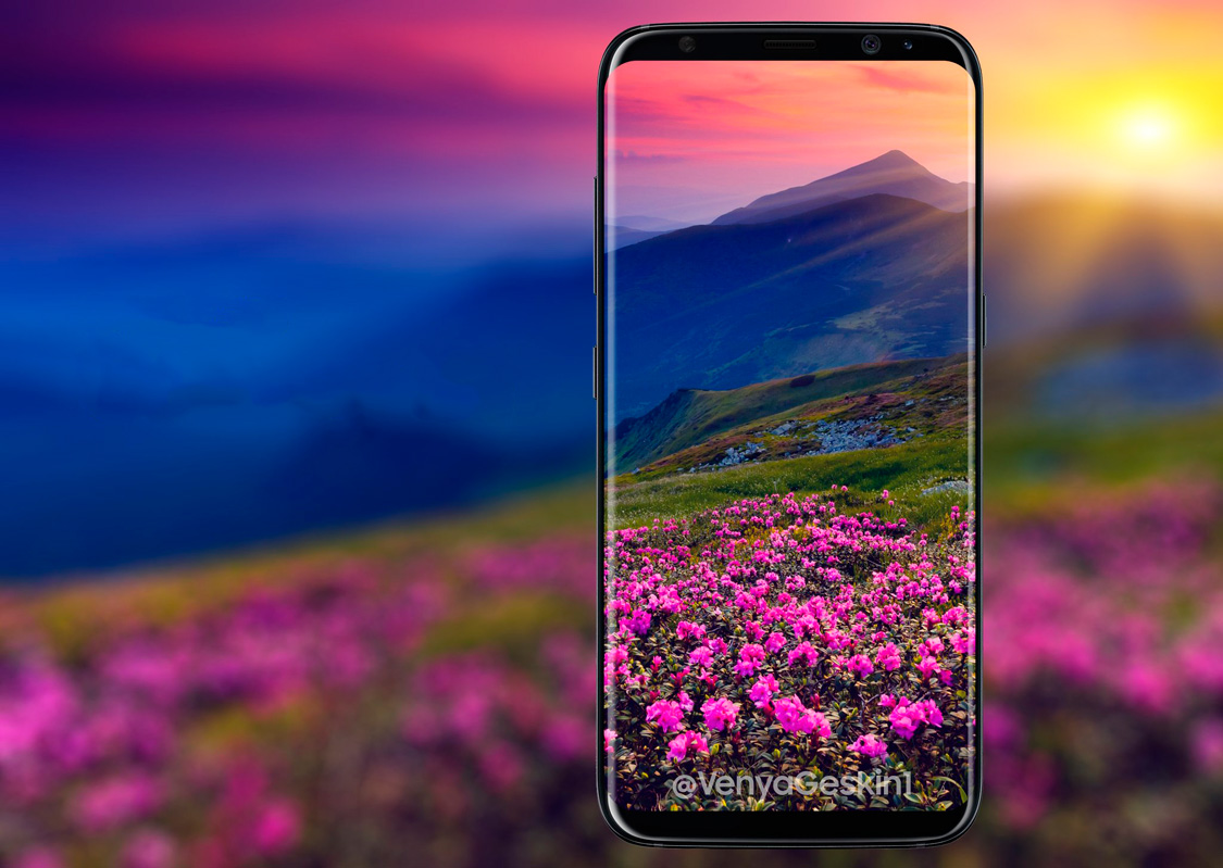 Galaxy S8 Features Bixby Assistant