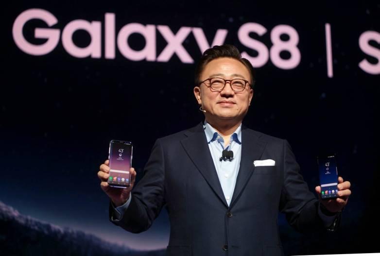 Galaxy S8 Preorder Sales Supply