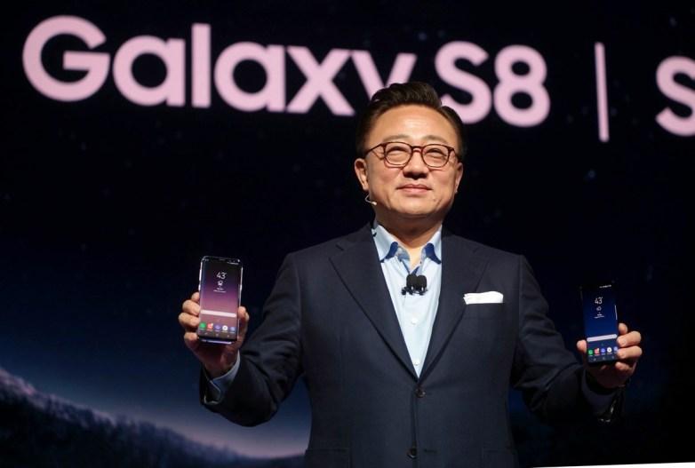 Samsung Galaxy S8 Plus Specs