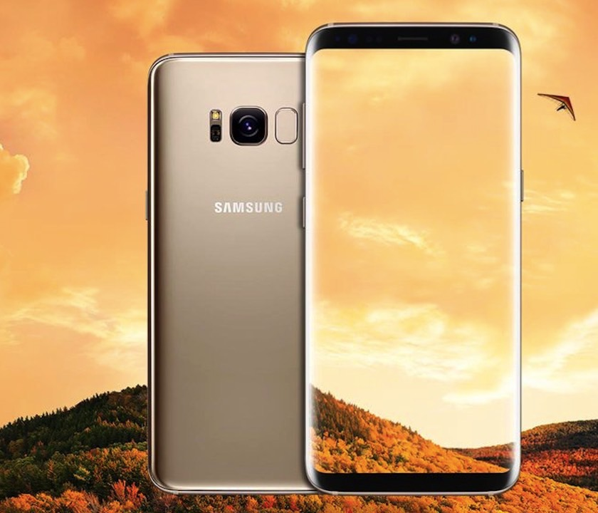 Galaxy S8 Leaks Press Renders