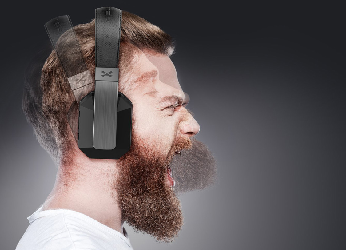 these bluetooth headphones look and sound better than. Black Bedroom Furniture Sets. Home Design Ideas