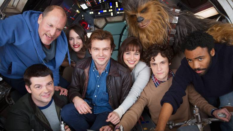 Han Solo Star Wars movie
