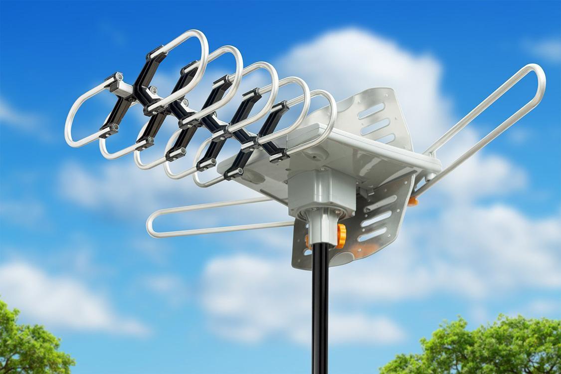 Best HDTV Antenna Outdoor Long Range