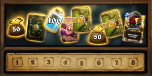 Hearthstone free packs