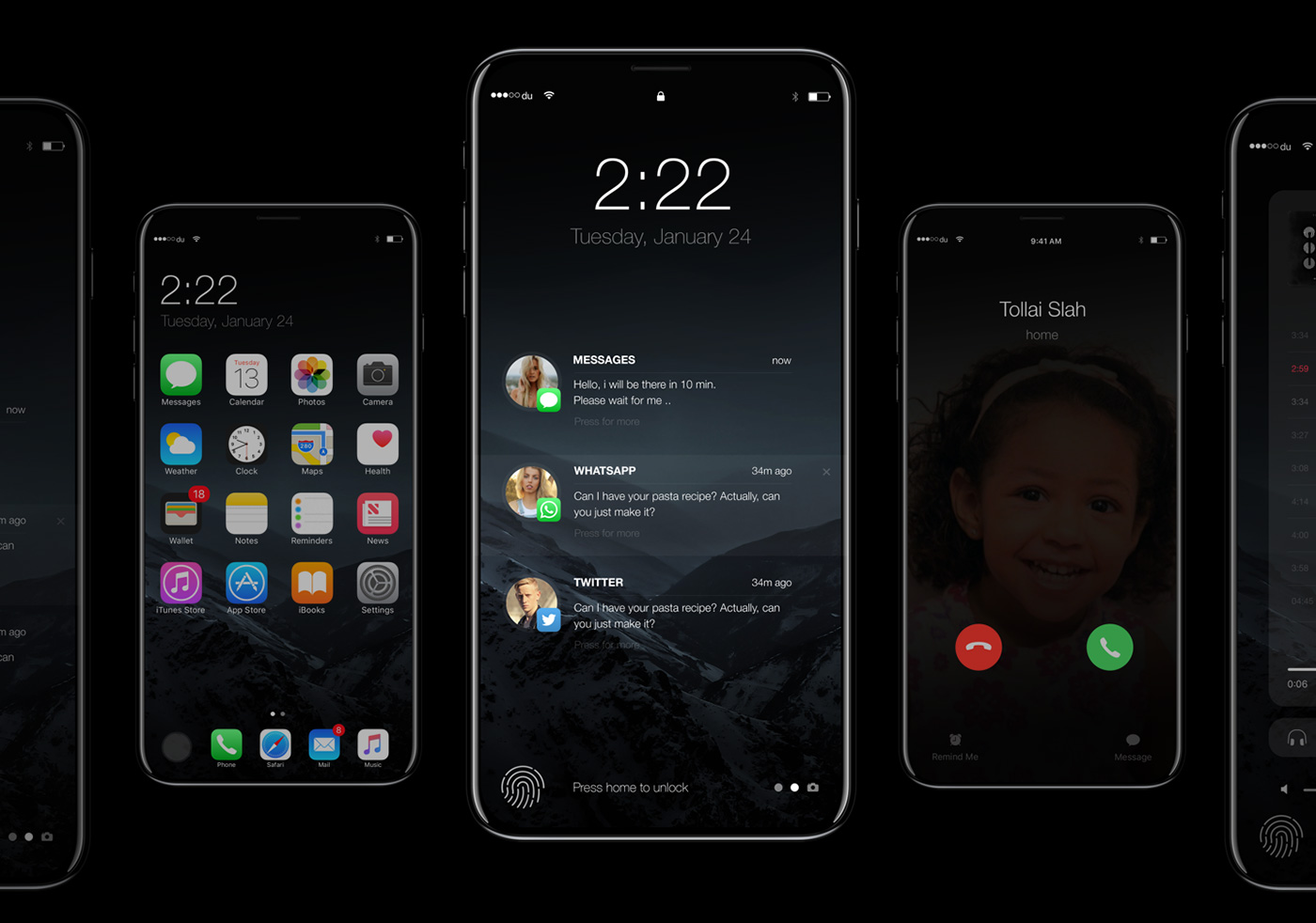 IPhone 8 could be called