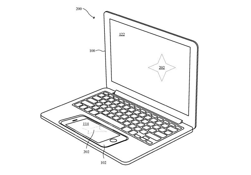 Apple's new patent turns your iPhone into a laptop