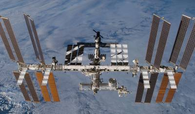 space station leak