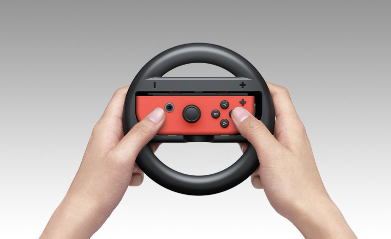 How To Get Two Joy Con Steering Wheels For Mario Kart 8 On The