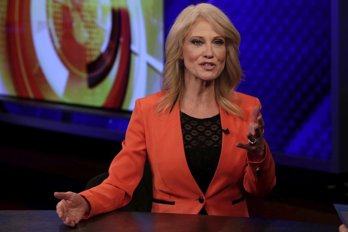 Trump Tower Wiretapping Kellyanne Conway