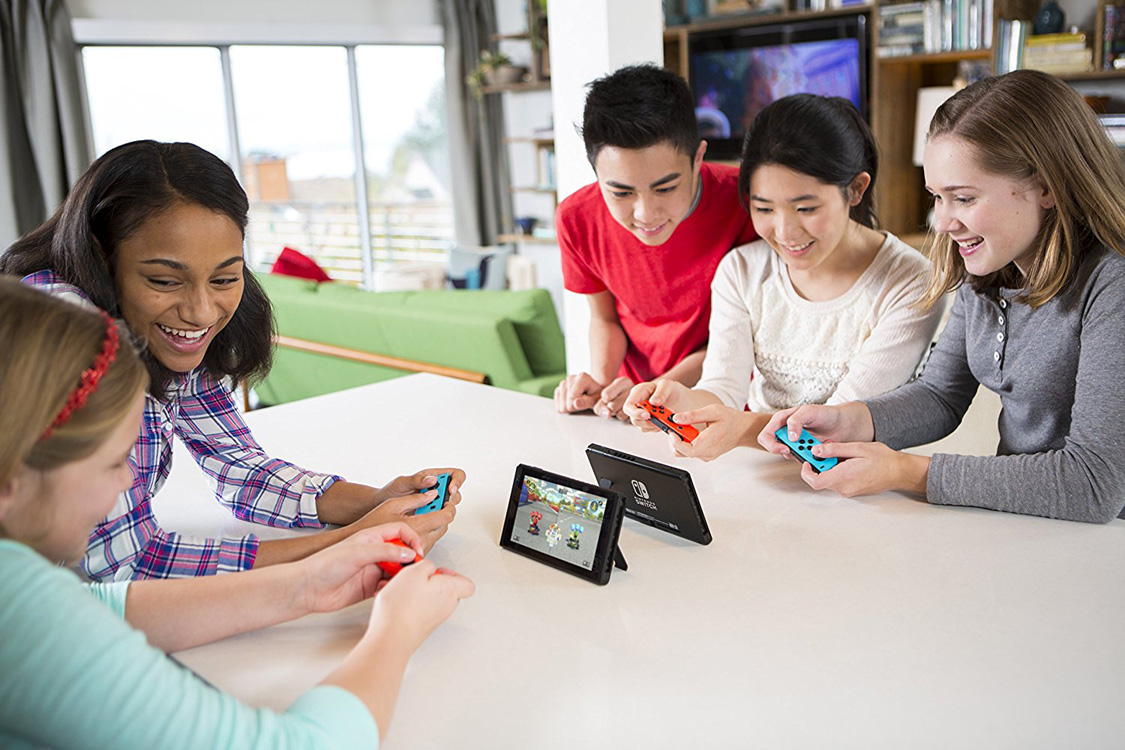 Mario Kart Switch Release Date