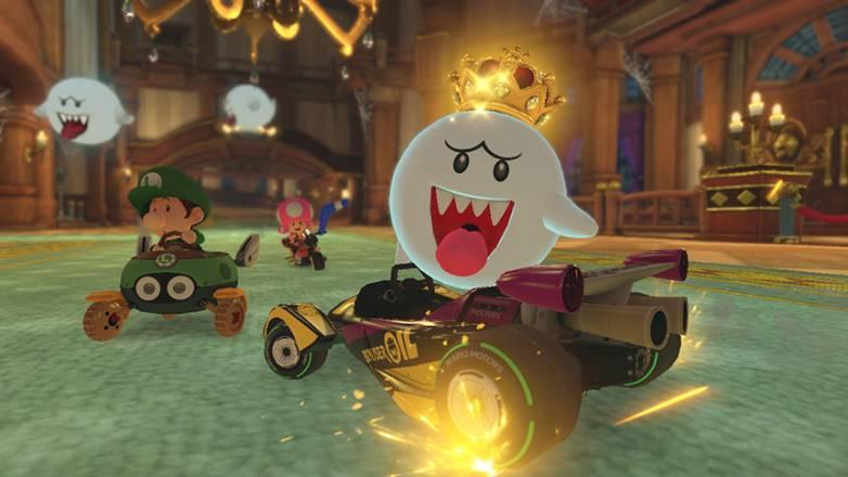 Mario Kart 8 Deluxe: New characters