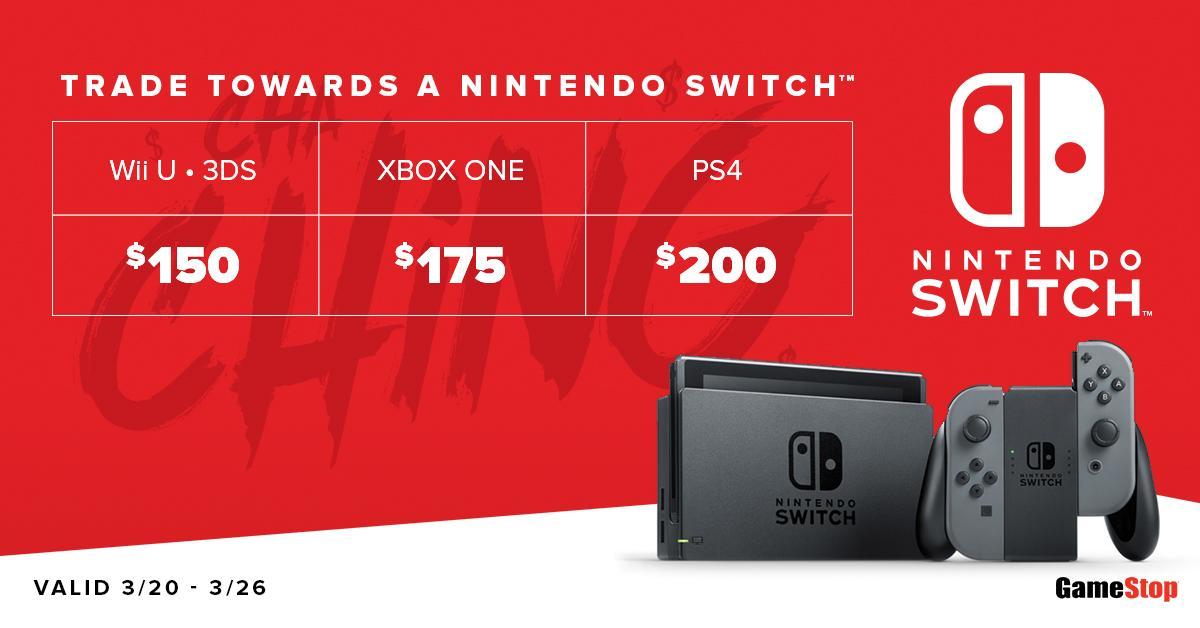 Nintendo Switch will be back in stock at GameStop today – BGR