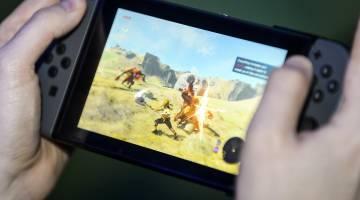 Nintendo Switch in stock