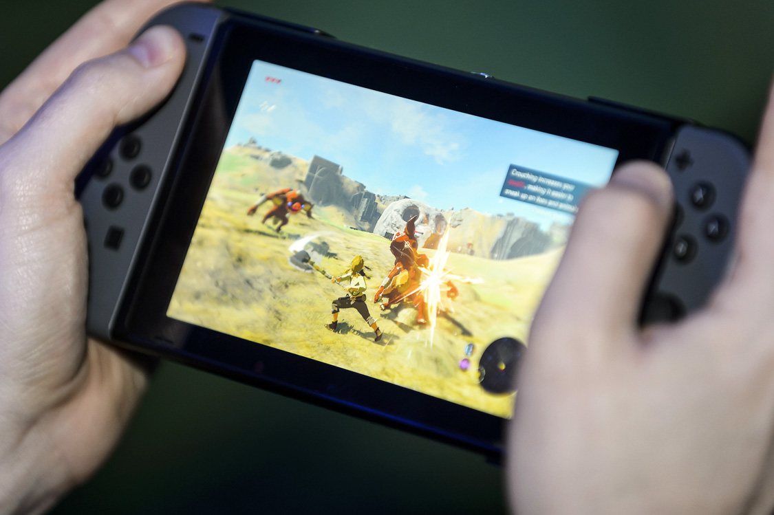 Nintendo Switch Android OS