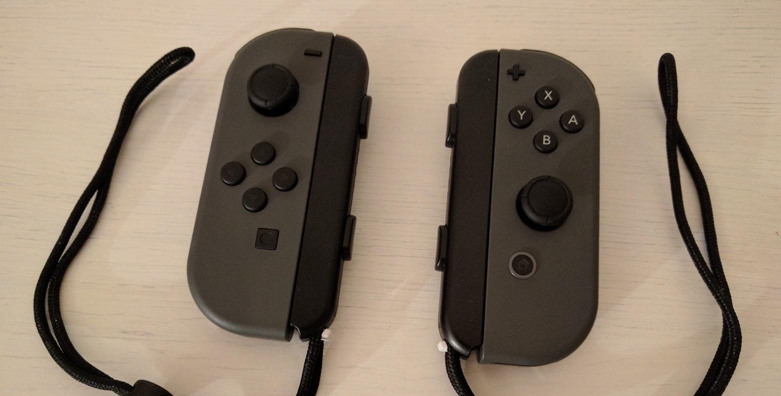 Nintendo Switch: Joy-Con issue