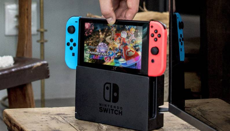 Nintendo Switch Games Hearthstone and Overwatch
