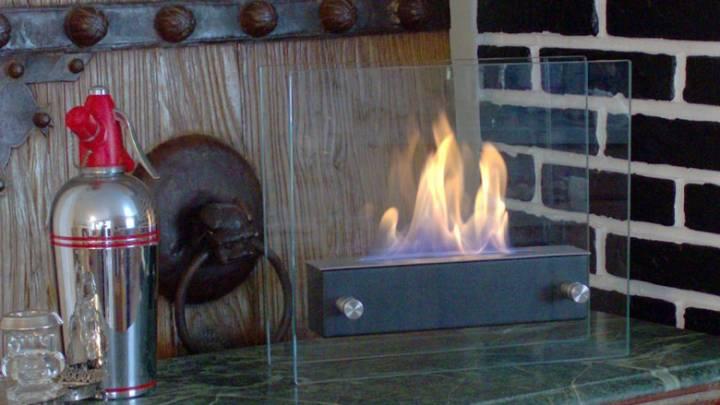 Tabletop Fireplace Amazon