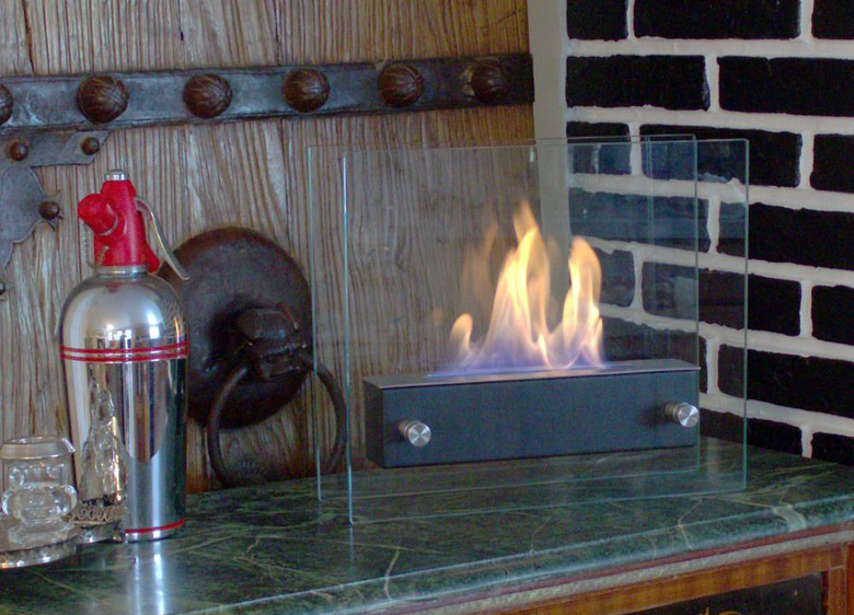 Tabletop Fireplace Amazon