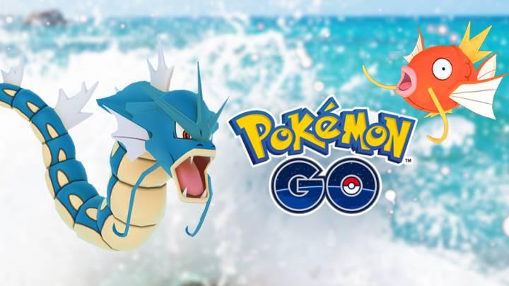 Pokemon Go: Water Festival