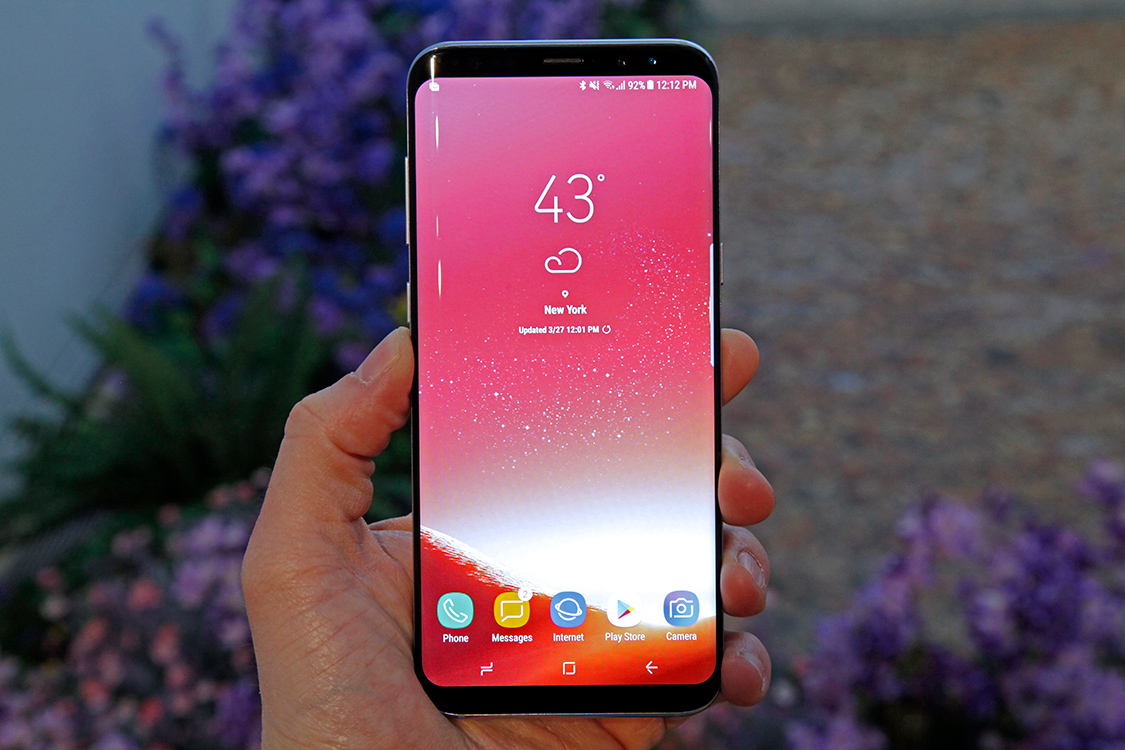 Samsung Galaxy S8 cover image