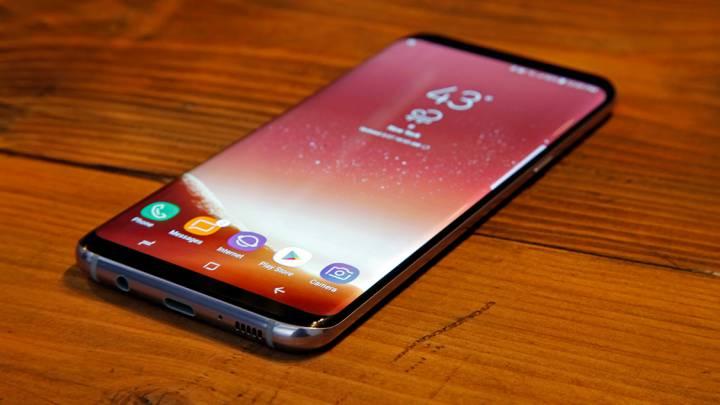 Galaxy X Phone