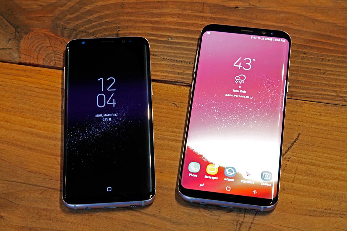 Galaxy S8 Battery Life Improvements