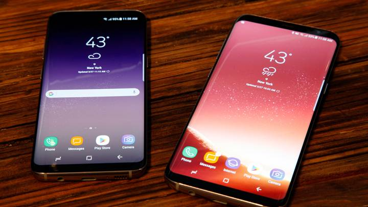 Samsung Galaxy S8, S8+ unlocked