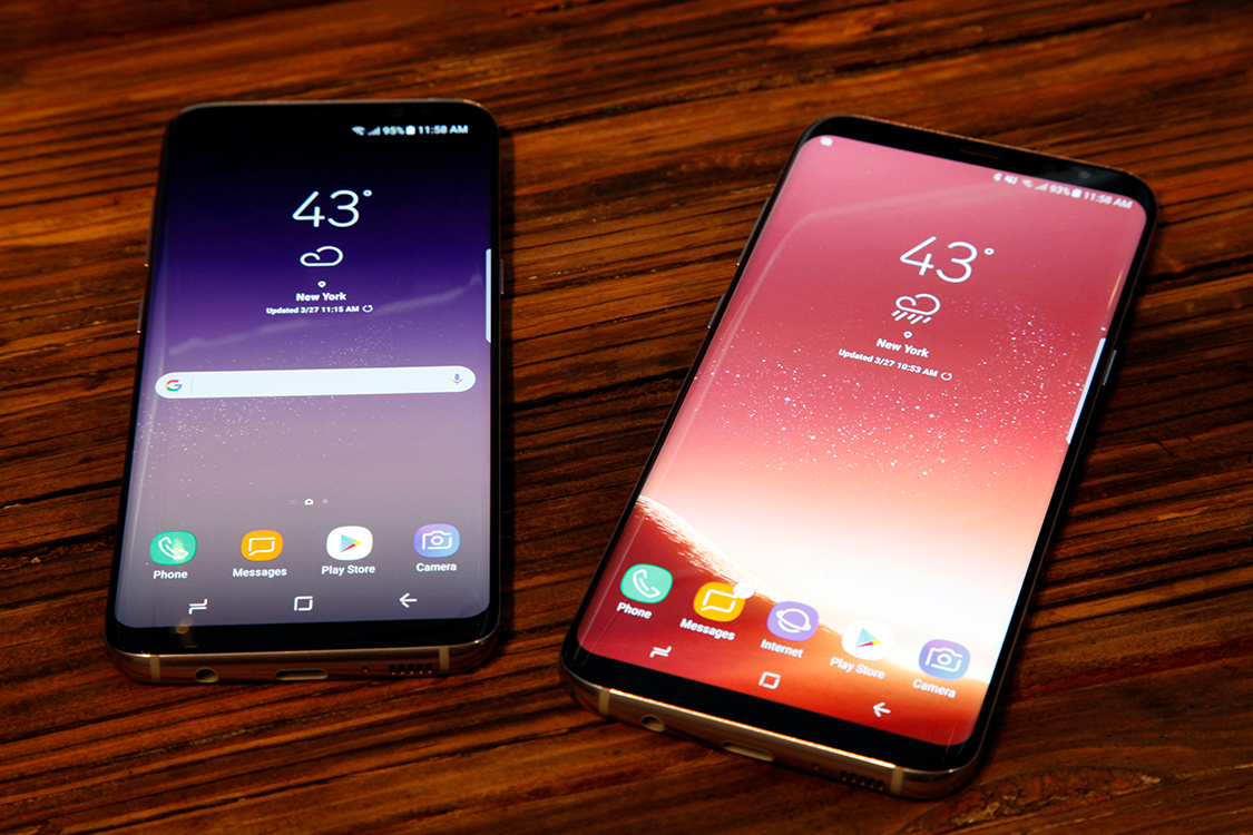 Galaxy S8 Issues Wi-Fi and Wireless Charging