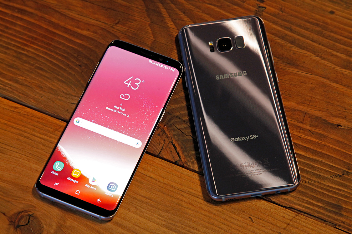 Galaxy S8 vs. Galaxy Note 8 Design Rumors