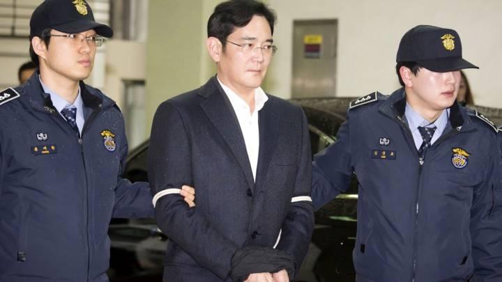 Samsung Boss Jay Y. Lee Convicted