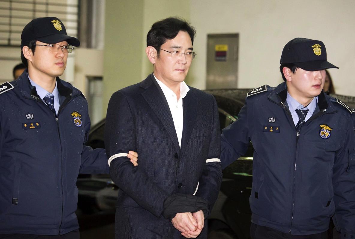 Samsung Jay Y. Lee's Trial
