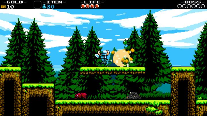 Shovel Knight: Nintendo Switch