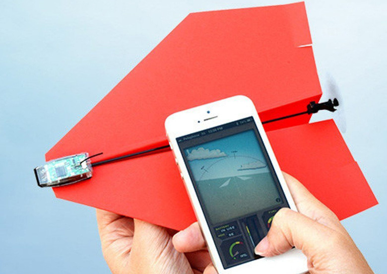 Paper Airplanes Design