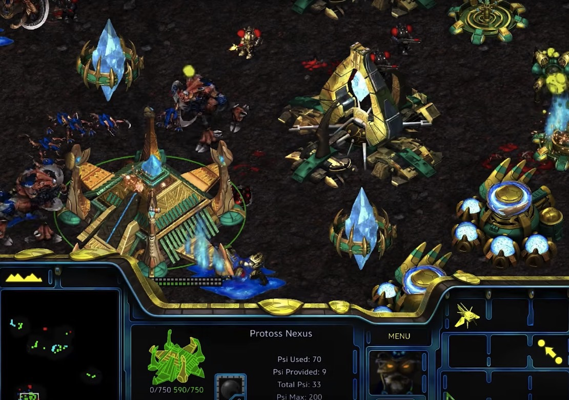 Starcraft: Remastered Release Date and Trailer