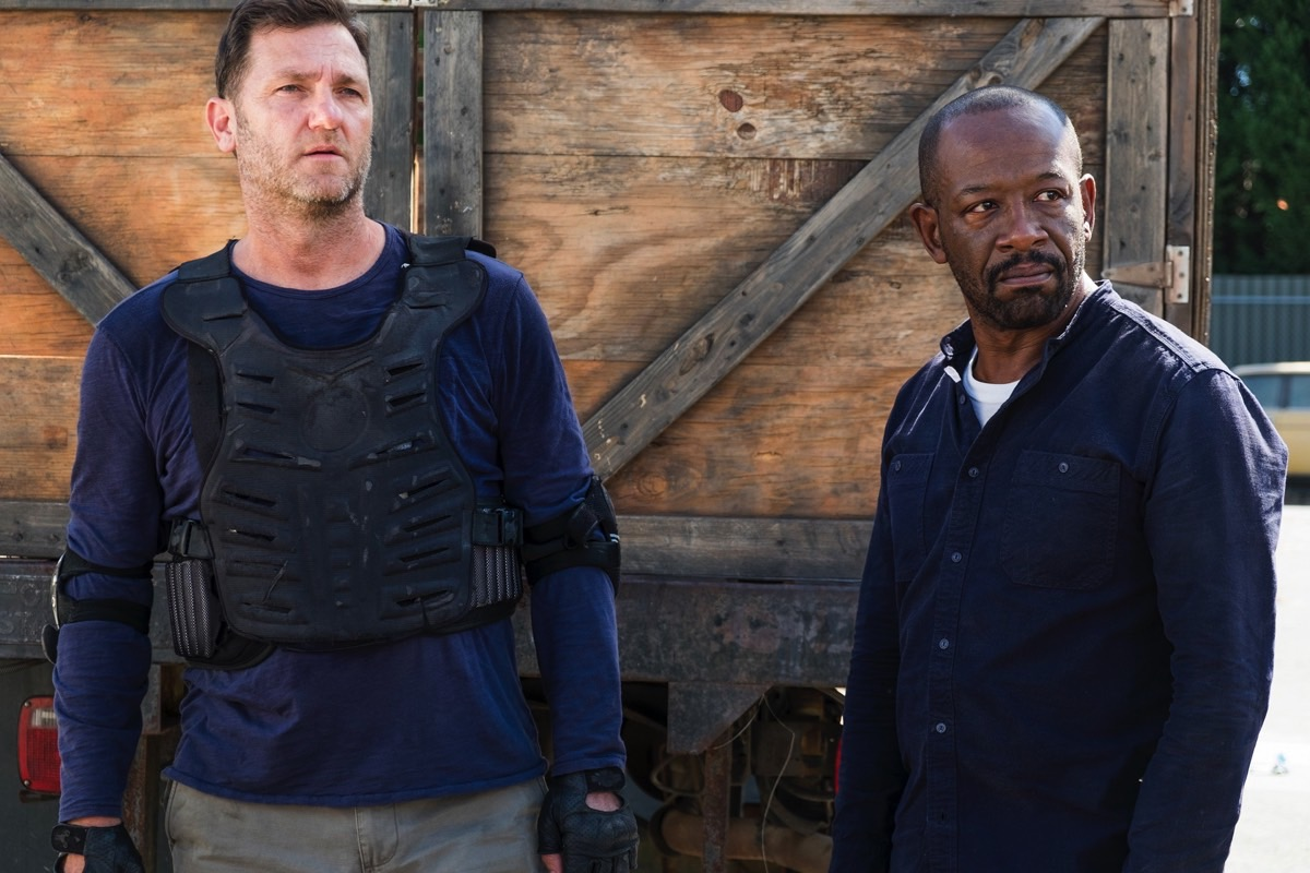 The Walking Dead Season 7 Episode 13 Recap