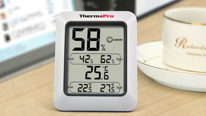 Humidity Meter Amazon