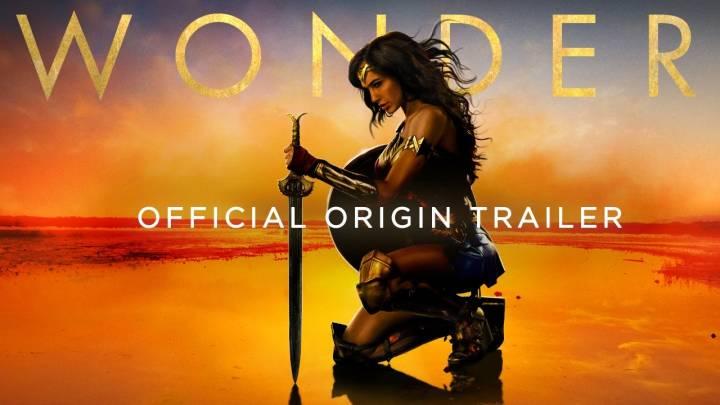 Wonder Woman Origin Trailer
