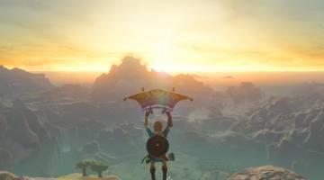 Nintendo Switch vs. Zelda Sales
