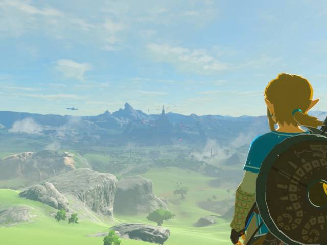 Mario Odyssey, Zelda VR