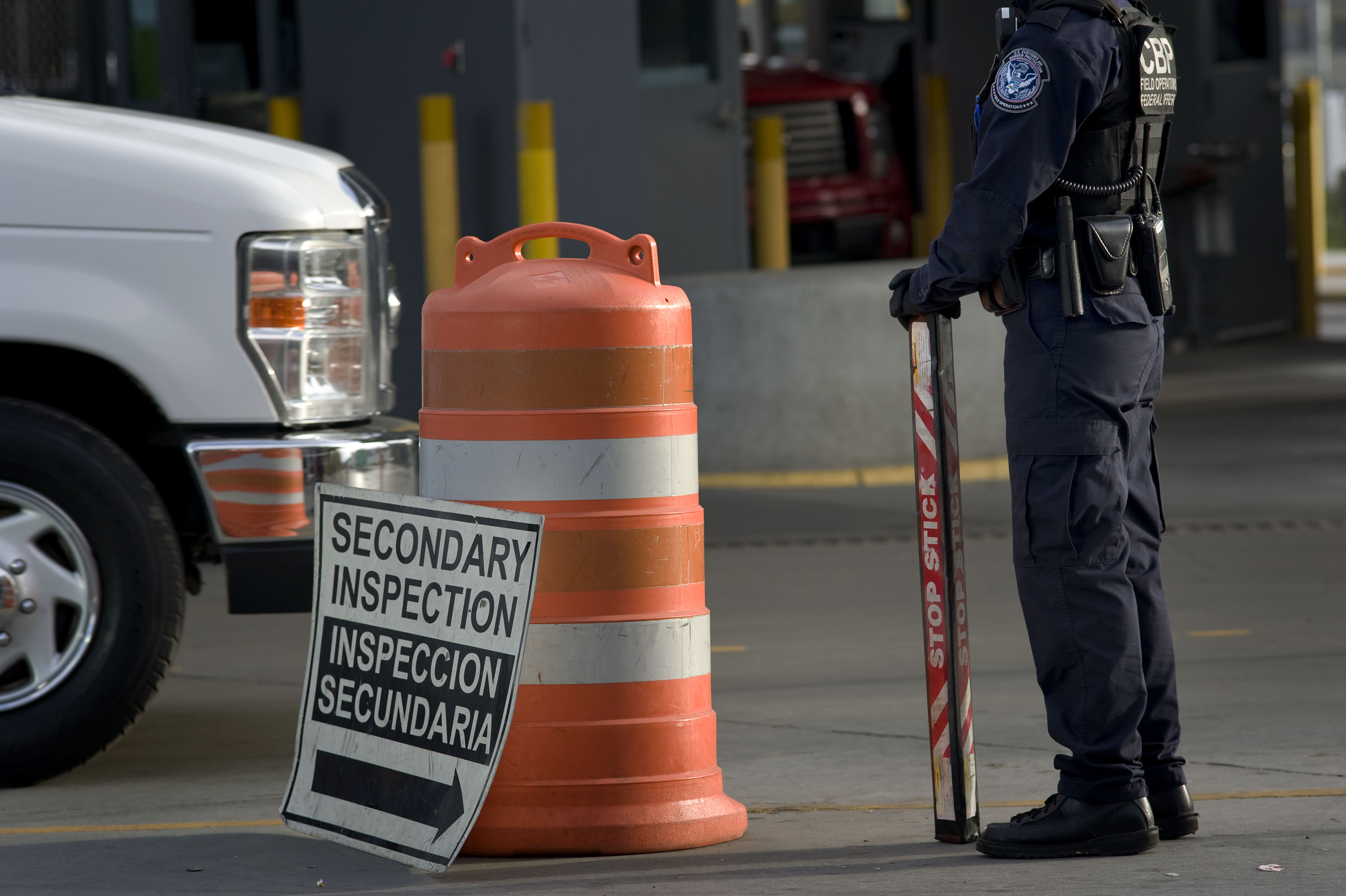 Border searches of electronic devices