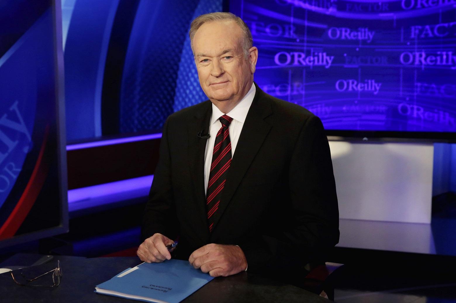 Bill O'Reilly fired