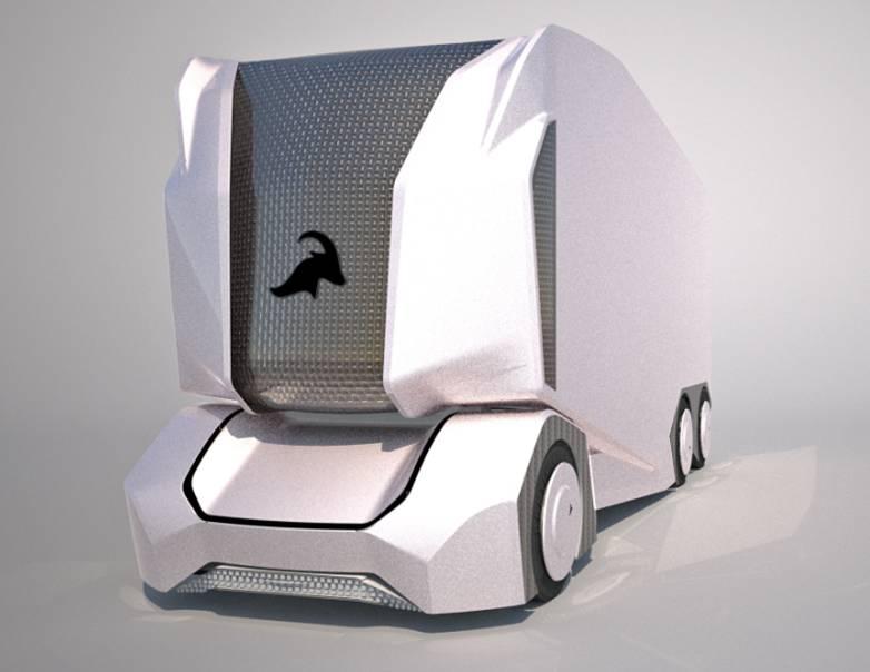 driverless semi