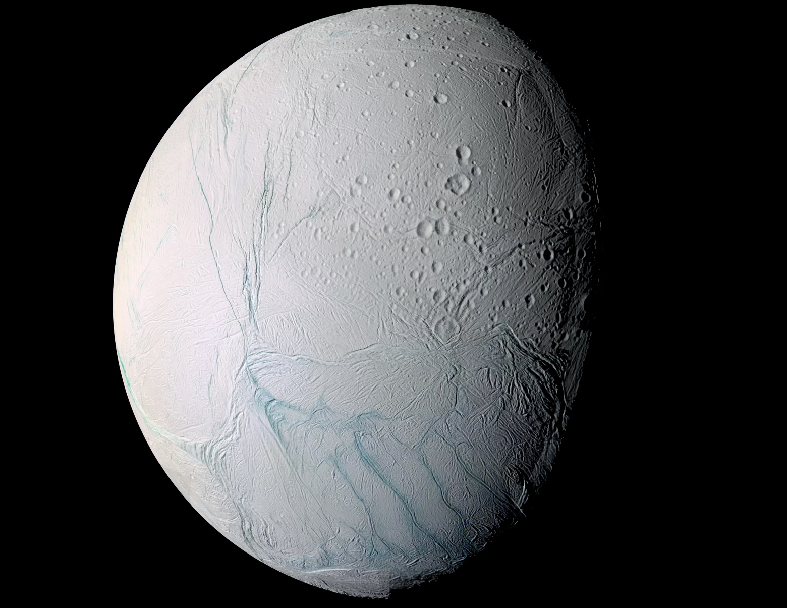 Saturn's icy moon is even more active than we thought - BGR