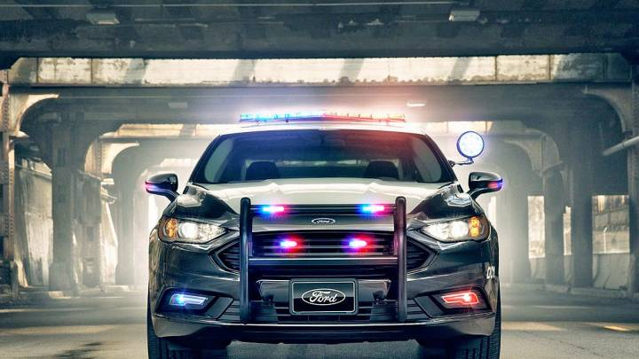 ford hybrid responder