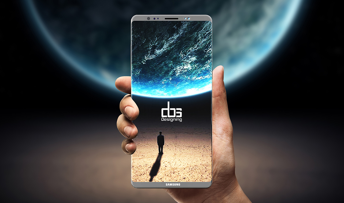 Samsung Galaxy Note 8 Leak