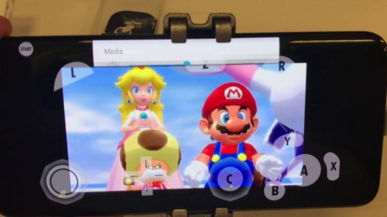 Galaxy S8: GameCube games