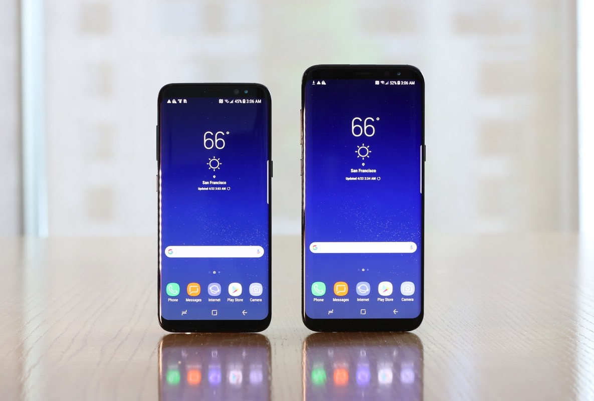 how to get my samsung galaxy s8+ fixed