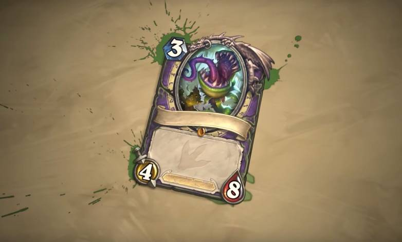 Hearthstone Journey to Un'goro Cards Released